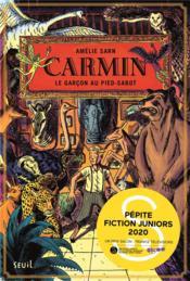 Carmin t.1 ; le garçon au pied-sabot - Couverture - Format classique