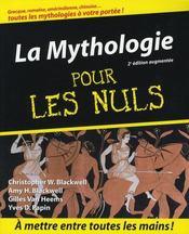 La mythologie pour les nuls (2e édition) - Intérieur - Format classique