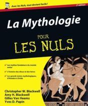 La mythologie pour les nuls (2e édition) - Couverture - Format classique
