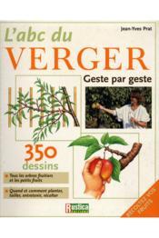 Abc Abc Du Verger (L') - Couverture - Format classique