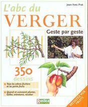 Abc Abc Du Verger (L') - Intérieur - Format classique