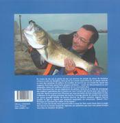 Le livre des leurres pour pecher le bar comprendre et maitriser les leurres actuels - 4ème de couverture - Format classique