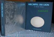 Archipel Du Lion - Couverture - Format classique