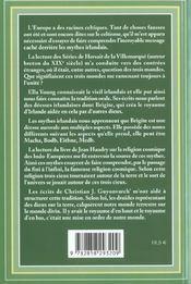 Vision Dynamique Des Royaumes Celtiques - 4ème de couverture - Format classique