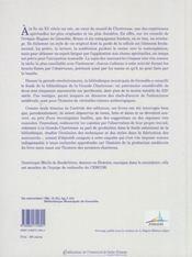 Precher en silence enquete codicologique sur les manuscrits du xiie siecle provenant de la grande ch - 4ème de couverture - Format classique