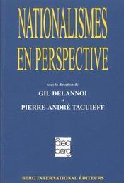 Nationalisme En Perspective - Intérieur - Format classique