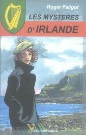 Les mystères de l'Irlande - Intérieur - Format classique