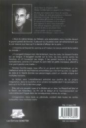 Le Cercle Des Fous - 4ème de couverture - Format classique
