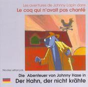 Le Coq Qui N'Avait Pas Chante Francais-Allemand - Intérieur - Format classique