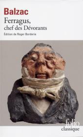 Ferragus, chef des dévorants - Couverture - Format classique