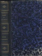 Les veillées du vieux sergent histoire de napoleon - Couverture - Format classique