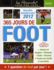 telecharger 365 jours de foot 2012 livre PDF en ligne gratuit