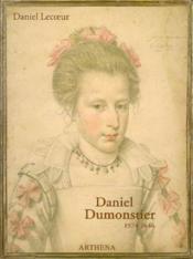 Daniel Dumonstier (1574-1646) - Couverture - Format classique