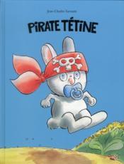 Pirate tétine - Couverture - Format classique