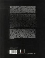 Mises en scènes d'Allemagne(s) - 4ème de couverture - Format classique