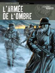 L'armée de l'ombre T.1 ; l'hiver russe - Couverture - Format classique