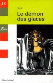 Le Demon Des Glaces - Couverture - Format classique