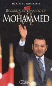 Regard sur le Maroc de mohammed VI - Couverture - Format classique