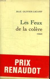 Les Feux De La Colere. - Couverture - Format classique