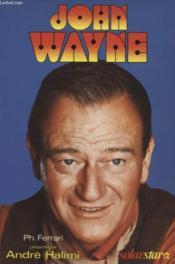 John Wayne - Couverture - Format classique