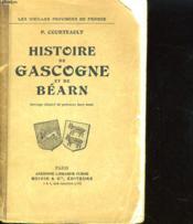 Histoire De Gascogne Et De Bearn - Couverture - Format classique