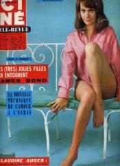 Cine Revue Tele-Revue - 45e Annee - N° 16 - Morituri - Couverture - Format classique