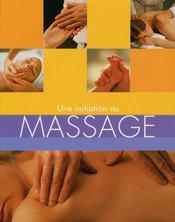 Le massage - Intérieur - Format classique