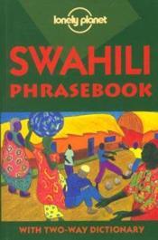 Swahili Phrasebook 2 - Couverture - Format classique