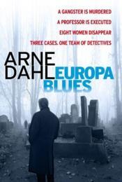 Europa Blues - Couverture - Format classique