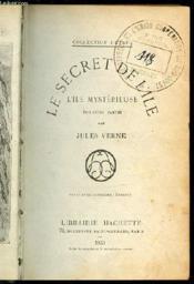Le Secret De L'Ile - L'Ile Mysterieuse : Troisieme Partie. Collection Hetzel. - Couverture - Format classique