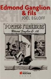 Edmond Ganglion & fils - Couverture - Format classique