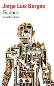 Fictions - Couverture - Format classique