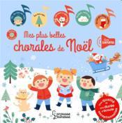 Les plus belles chorales de Noël - Couverture - Format classique