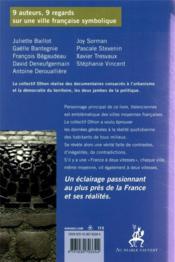 À Valenciennes - 4ème de couverture - Format classique