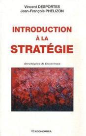 Introduction A La Strategie - Couverture - Format classique