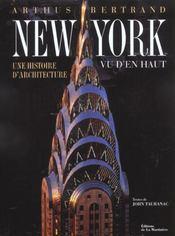 New York Vu D'En Haut - Intérieur - Format classique