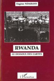 Rwanda ; Le Dessous Des Cartes - Intérieur - Format classique