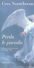 Perdu, le paradis - Intérieur - Format classique