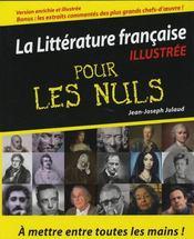 La littérature française illustrée pour les nuls - Intérieur - Format classique