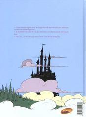 Donjon monsters t.1 ; Jean-Jean la terreur - 4ème de couverture - Format classique