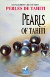 Perles De Tahiti - Couverture - Format classique