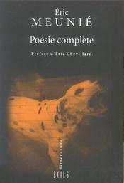Poesie complete - Intérieur - Format classique