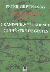Gestes du théâtre - Intérieur - Format classique