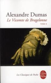 Le vicomte de Bragelonne t.2 - Couverture - Format classique