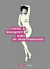 Kiki de Montparnasse - Couverture - Format classique