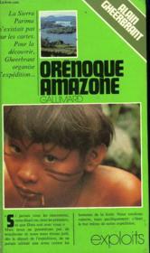 L'Expedition Orenoque Amazone. Collection : Exploits. - Couverture - Format classique
