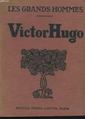 Les Grands Hommes. Victor Hugo - Couverture - Format classique