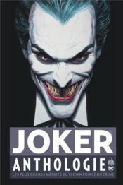 Joker anthologie - Couverture - Format classique