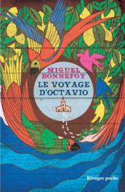 Le voyage d'Octavio - Couverture - Format classique