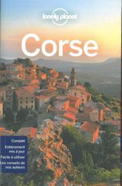 Corse (16e édition) - Couverture - Format classique